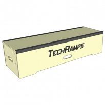 Grindbox prosty z kątownikiem 120cm - 30cm - 40cm